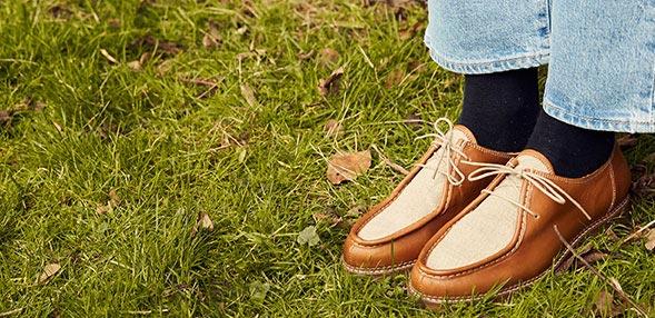 Mokasini & Mokasini & Jadralni čevlji